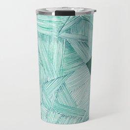 The Open Door Mint Palette Travel Mug