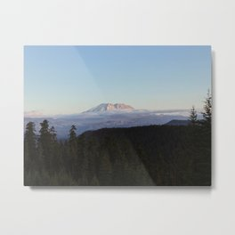 St. Helens Sunrise Metal Print