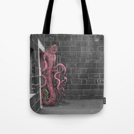 Unseen Monsters of Melbourne - Franken Muth Deluxe Tote Bag