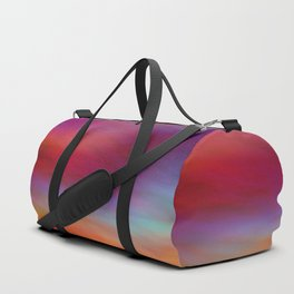 Morning Rise Fractal Abstract Duffle Bag