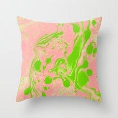 Blush + Greenery #society6 #decor #buyart Throw Pillow