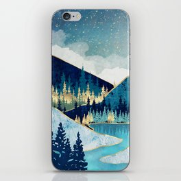 Morning Stars iPhone Skin