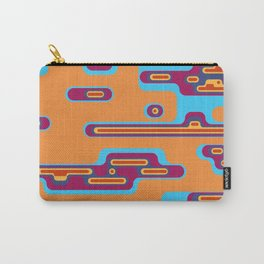 Acid Kandinsky Hipster Clouds Carry-All Pouch