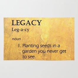 Hamilton: Legacy Rug