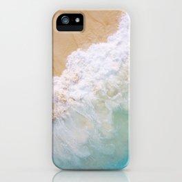 Dream Beach wave iPhone Case