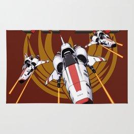 Viper Mk.II - Let's Frak Some Toasters! Rug