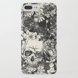 SKULLS HALLOWEEN SKULL iPhone Case