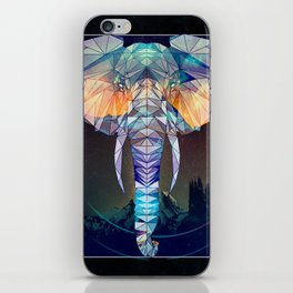 Spirit of Wisdom iPhone Skin