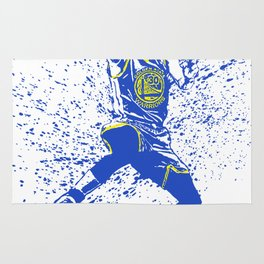 WARRIORS Curry Rug