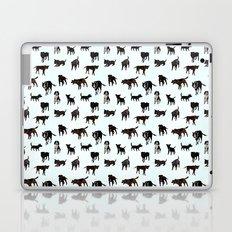 Dog pattern Laptop & iPad Skin