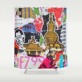 Big Other Shower Curtain