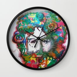 Captain Tripps Wall Clock