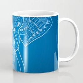 Serious Elephant Two Coffee Mug