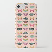 study iPhone & iPod Cases featuring Lepidoptery No. 1 by Andrea Lauren  by Andrea Lauren Design