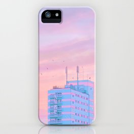 Hiroshima Dawn iPhone Case