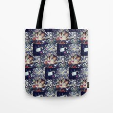 Lover's Locks 1: Will You Marry Me, She Said Yes Tote Bag