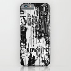 Post No Bills Slim Case iPhone 6s