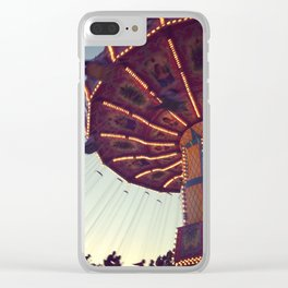Fair Swings Clear iPhone Case