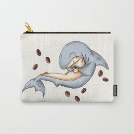 Coffee Shark Carry-All Pouch