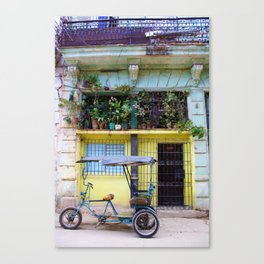 Cuba IV Canvas Print