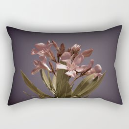 Pretty in Pink Vintage Rectangular Pillow