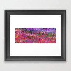 The Dance of Spring Framed Art Print