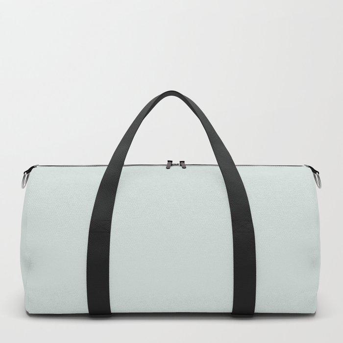 Iceberg Green Duffle Bag