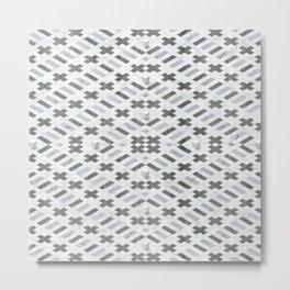 Digital Square Metal Print