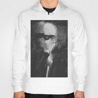 karl lagerfeld Hoodies featuring Karl Lagerfeld Star Futurism Limited by Futurism_