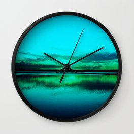 Scenery 4 Wall Clock