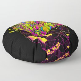 Get Lost With You II Floor Pillow