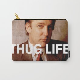 Throwback - Donald Trump Carry-All Pouch