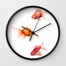 Peces Wall Clock