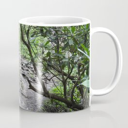 Magical Mountain Path Coffee Mug