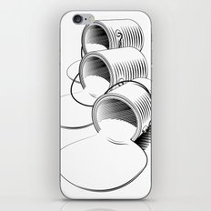 Just Add Color iPhone & iPod Skin