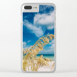 Gulf of Mexico Clear iPhone Case