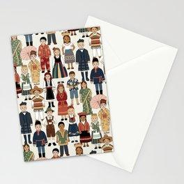 Internatonal Kids Stationery Cards