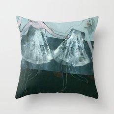 Armonica Throw Pillow