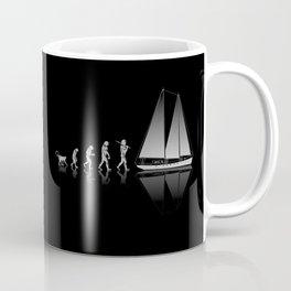 Sailor Evolution Coffee Mug
