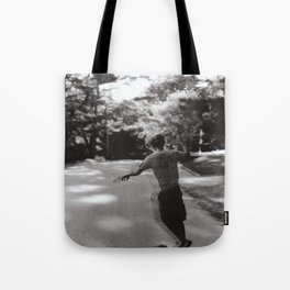 My Home is in My Head Tote Bag