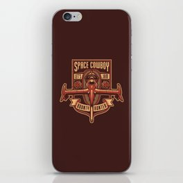 Just a Humble Bounty Hunter iPhone Skin