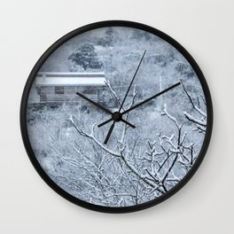 The last house on the left Wall Clock