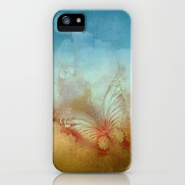 Butterfly Dreams iPhone Case
