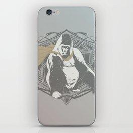 Fearless Creature: Grillz iPhone Skin
