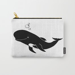 Short-finned pilot whale Carry-All Pouch