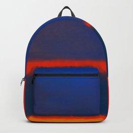 Rothko Inspired #7 Backpack