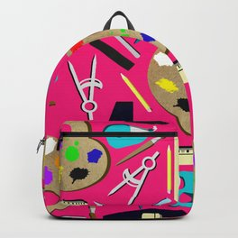 Artsy Fartsy Backpack
