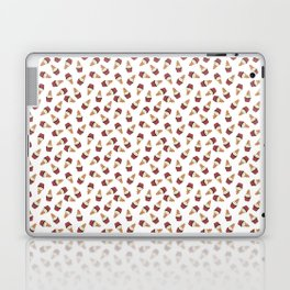 Gingerbread man Cupcake Laptop & iPad Skin