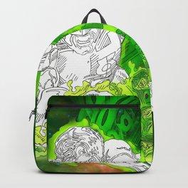 The Green Lantern by Derek Dobbels Backpack