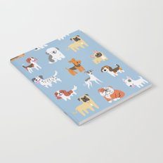 ENGLISH DOGS Notebook